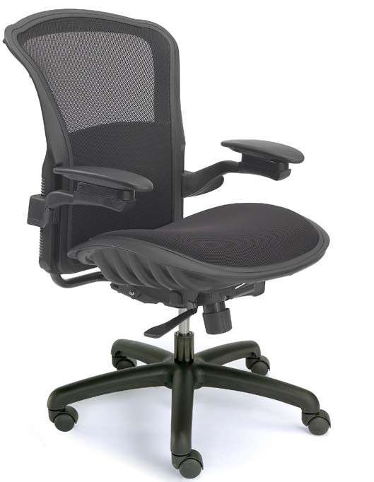 valo magnum mesh back 24 7 intensive use chair rated for 400 lbs