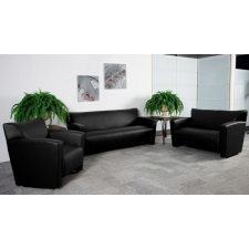 *New* BTOD Majesty Series Leather Reception Area Set 3 Color Options