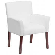 BTOD Executive Leather Side Chair - 3 Color Options