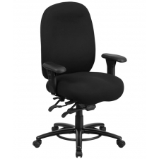 *New* BTOD Intensive Use Big And Tall Office Chair Rated For 350 lbs.