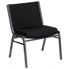 Black Heavy Duty Guest Chair 1000 lbs