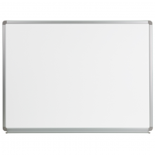 Magnetic Grey Finish Marker Board Steel Frame