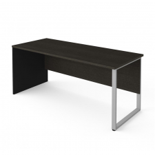 Bestar Pro Concept Plus Deep Grey & Black Table Desk Metal frame