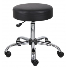 *New* Boss Backless Doctor's Stool Seat Height 21-27""