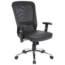 "Boss Mesh Back Office Chair ""Web Chair"""