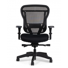 BTOD Akir Chair w/ Mesh Back and Fabric Seat - Outlet - Non Returnable