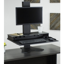 The Duke for Single and Dual Monitors with VESA Mounts - Made in the USA