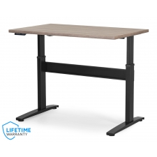 VertDesk v3 Electric Sit Stand Desk - Wood Essence Laminate