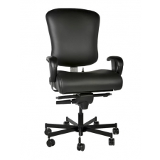 Concept Seating 3150 Task 24/7 Chair 550 lbs Rating *Ships in 1 Week - Black Fabric, Vinyl or Leather*