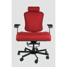 "*New* Concept Seating 3156HR 26.5"" Wide Bariatric Office Chair 1000 lbs. Capacity"