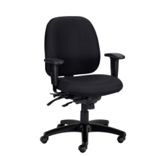 *New* Eurotech 4X4SL Ergonomic Task Chair w/ Seat Slider