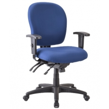 *New* Eurotech Racer Fully Loaded Ergonomic Office Chair