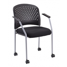 Eurotech Breeze Guest Chair with Casters
