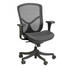 *New* Eurotech Fuzion Basic Mid Back Mesh Office Chair