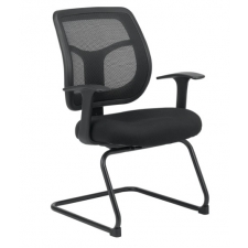 *New* Eurotech Apollo Mesh Guest Chair With Sled Base
