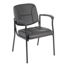 Eurotech Dakota Vinyl Guest Chair w/ Arms