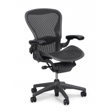 Refurbished Herman Miller Aeron Classic Mesh Chair - Outlet - Non Returnable
