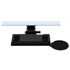 Humanscale 6G System With 900 Board And Swivel Mouse