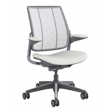 Humanscale Diffrient Smart Chair White