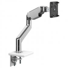 Humanscale M8.1 Single Monitor Arm Polished Aluminum