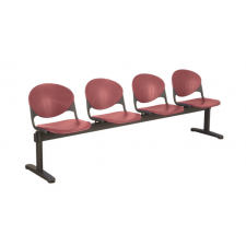 KFI 2000 Series 4 Chair Beam Seating - 400lbs Rating Per Seat