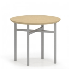 Lesro Avon Series Round End Table