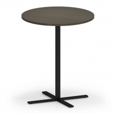 "Lesro Avon Series 42"" Round Bar Height Caf?? Table"