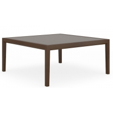 "Lesro Brooklyn Series 36"" Square Coffee Table"
