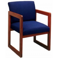 Lesro Classic Full Back Series Guest Chair
