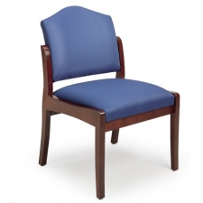 Lesro Ashford Series Armless Guest Chair