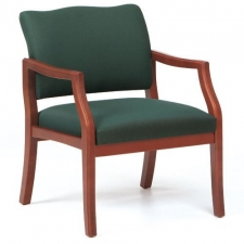 Lesro Franklin Series Oversize Guest Chair Rated For 400 lbs.