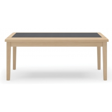 Lesro Savoy Series Coffee Table w/ Laminate Insert