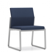 Lesro Gansett Series Armless Guest Chair