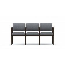 Lesro Lenox Series 3 Seat Sofa w/ Center Arms
