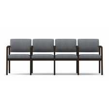 Lesro Lenox Series 4 Seat Sofa w/ Center Arms