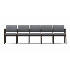 Lesro Lenox Series 5 Seat Sofa w/ No Arms