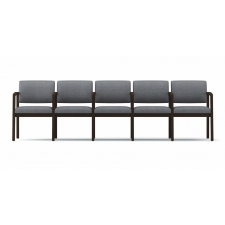 Lesro Lenox Series 5 Seat Sofa w/ Center Arms