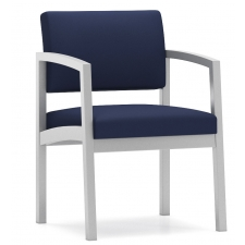 Lesro Lenox Steel Series Guest Chair