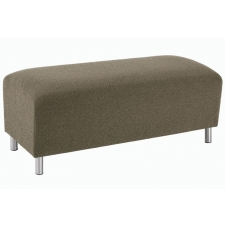 Lesro Ravenna Series 2 Seat Bench Loveseat w/ Steel or Wood Legs