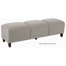Lesro Siena Series 4 Seat Reception Bench
