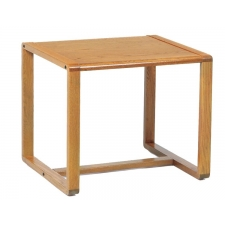 Lesro Contour Series End Table Sled Base