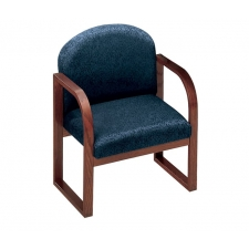 Lesro Round Back Contour Series Guest Chair