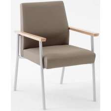 Lesro Mystic Series Guest Chair Steel Frame