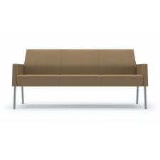 Lesro Mystic Lounge Series Panel Arm Sofa