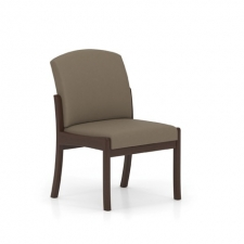 Lesro Weston Series Armless Reception Chair