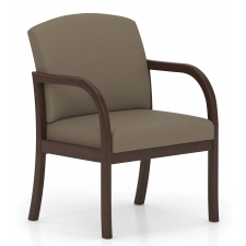 Lesro Weston Series Oversize Guest Chair Rated For 400 lbs!