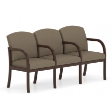 Lesro Weston Series 3 Seat Sofa w/ Center Arms
