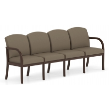 Lesro Weston Series 4 Seat Sofa w/ Solid Hardwood