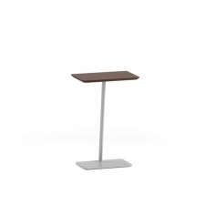 Lesro Willow Series Personal Table With Laminate Top