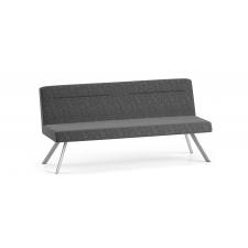 Lesro Willow Series Armless Sofa